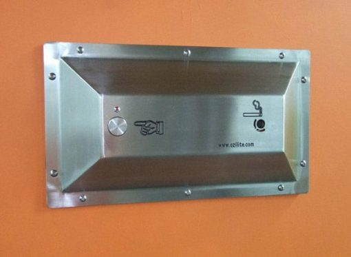 Wall mounted timer (type 2)