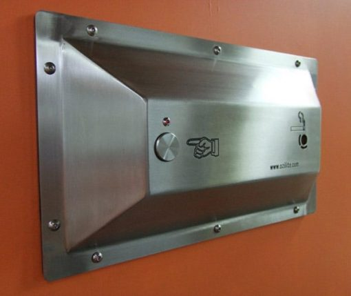 Wall mounted timer (type 3)