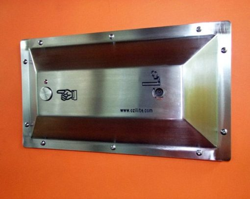 Wall mounted timer (type 4)