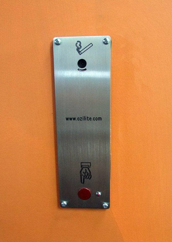 110 Volt Pole Mount Cigarette Lighter with Timer (ACL110ST)