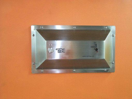 110 Volt Wall Mounted Cigarette Lighter (ACL110WM)
