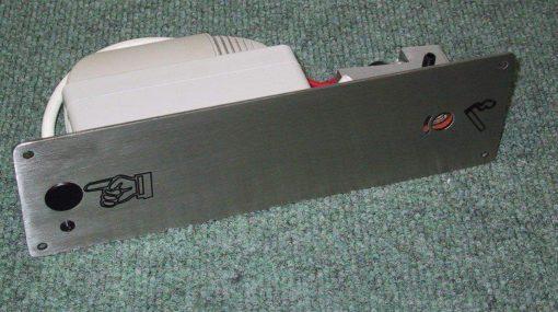 240 Volt Flush Mount Cigarette Lighter (ACL240L)