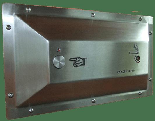 Flameless Cigarette Lighter Panel